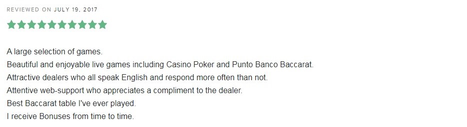 888 Casino Player Review 6