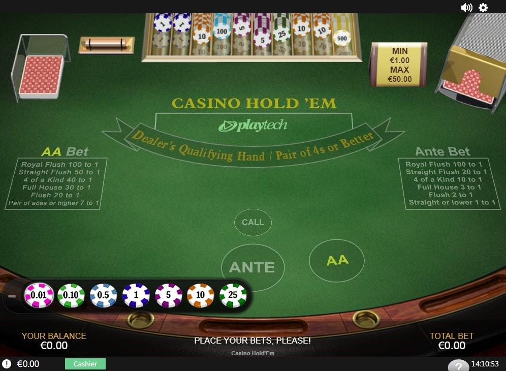 Bet365 Casino Automated Poker