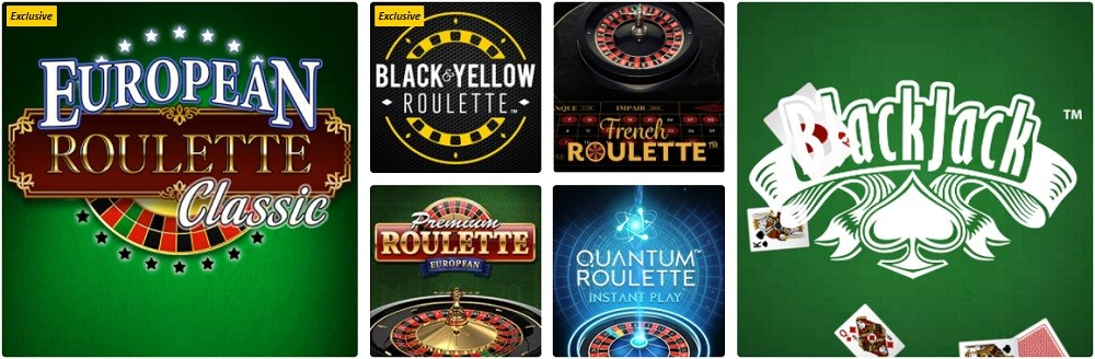 Bwin Casino Automated Casino Table Games