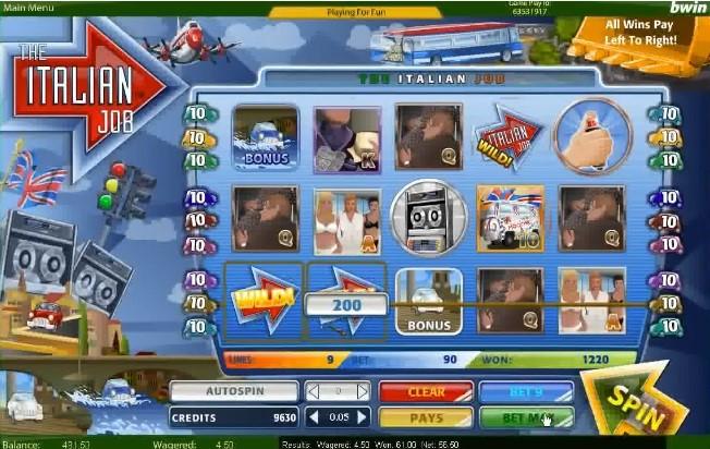 Bwin Casino Slots 2