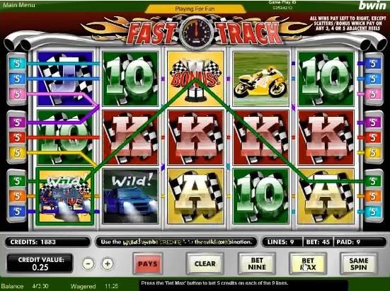 Bwin Casino Slots 3