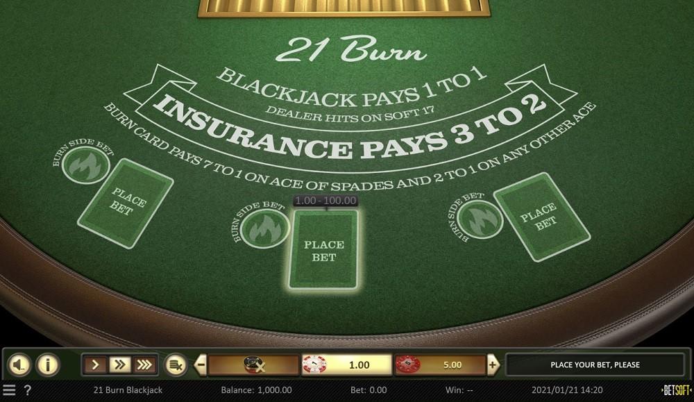 Casino 770 Automated Blackjack 2