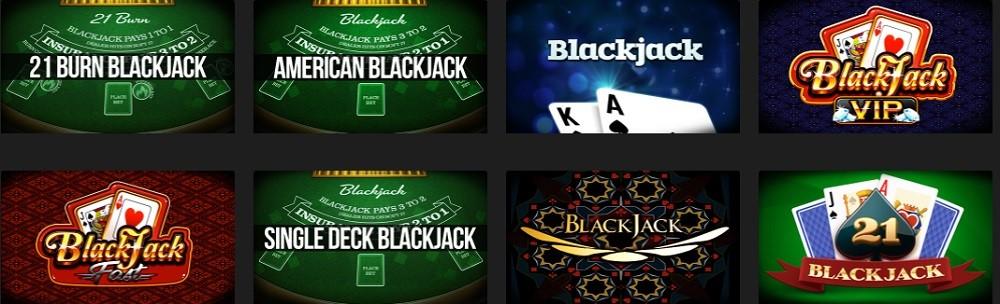 Casino 770 Automated Blackjack
