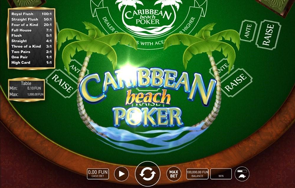 Casino 770 Automated Poker