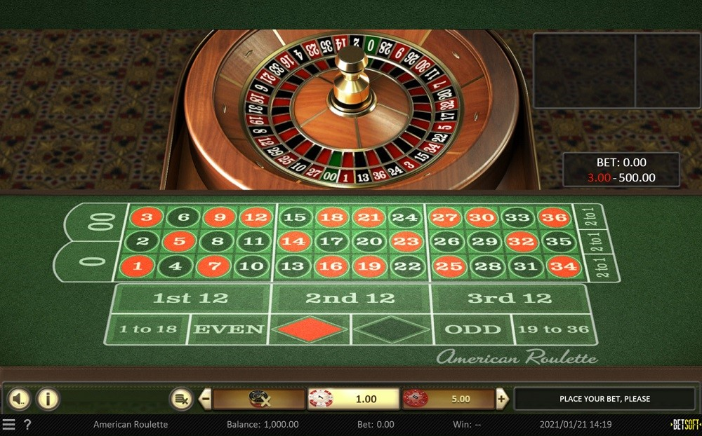 Casino 770 Automated Roulette 2