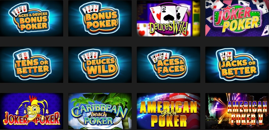 Casino 770 Automated Video Poker
