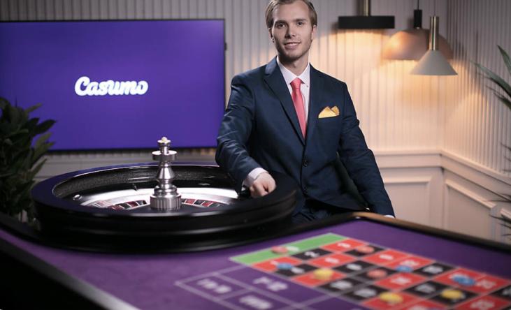 Casumo Casino Live Roulette