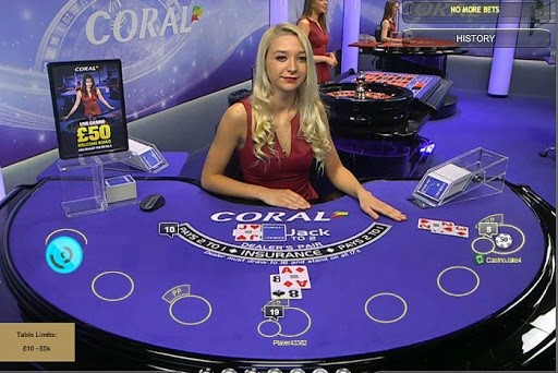Coral Casino Live Blackjack