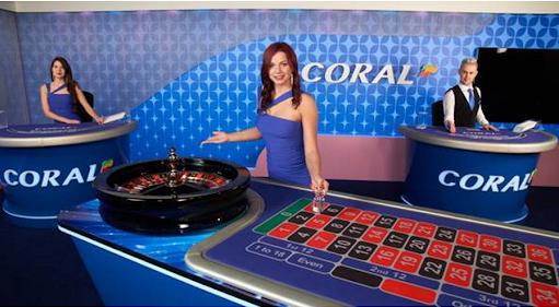 Coral Casino Live Roulette