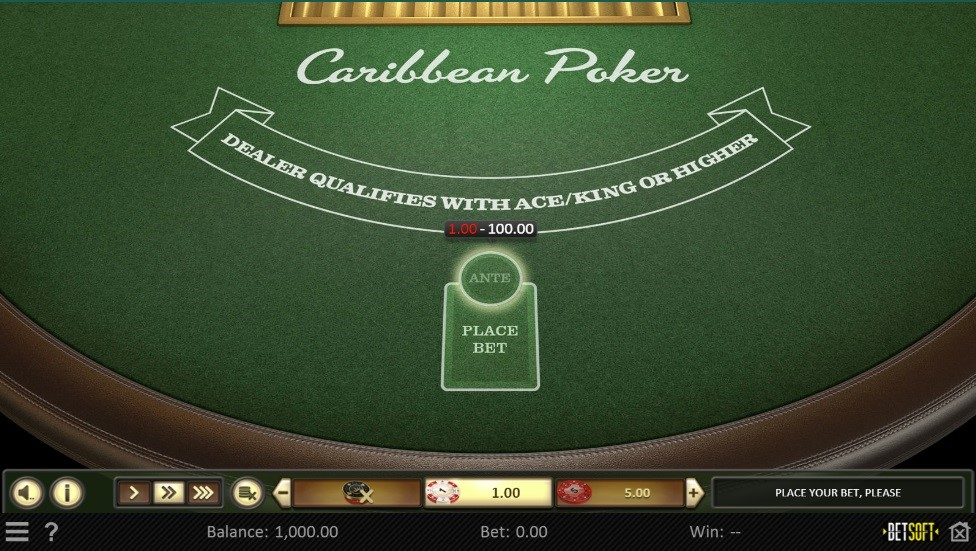 Cresus Online Casino Automated Poker