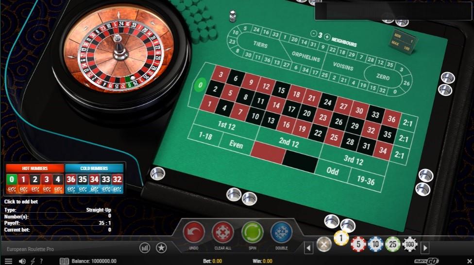 Cresus Online Casino Automated Roulette