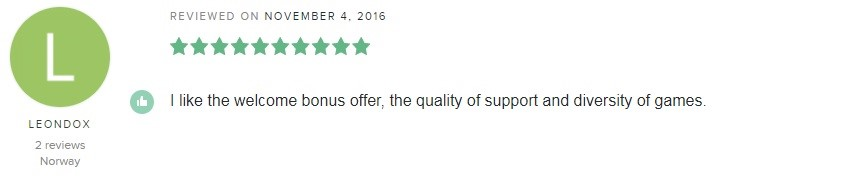 Cresus Online Casino Player Review 4