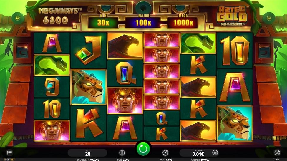 Cresus Online Casino Slots 3