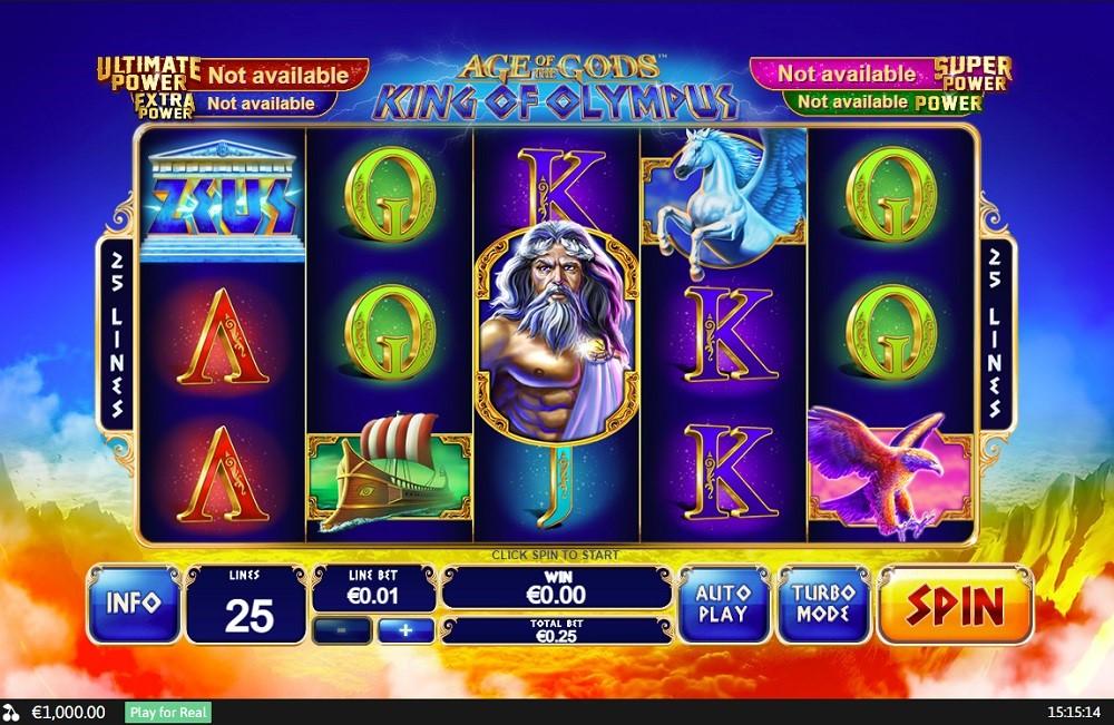 Europa Casino Slots 3