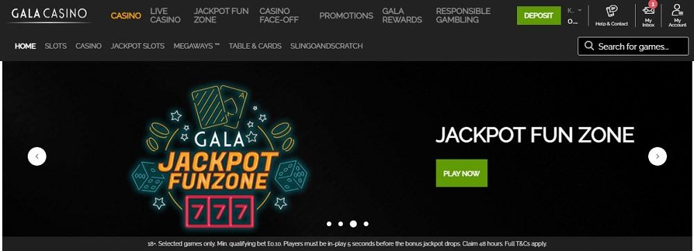 Gala Casino Members Area