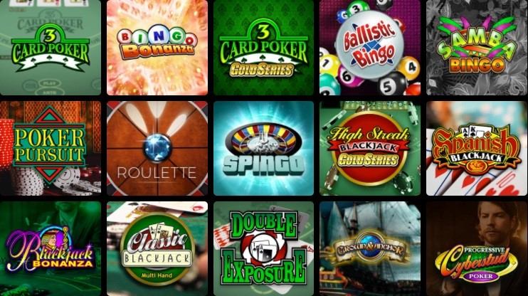 Jackpot City Casino Automated Casino Table Games