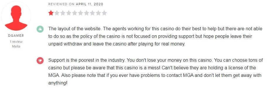 Jackpot City Casino Player Review