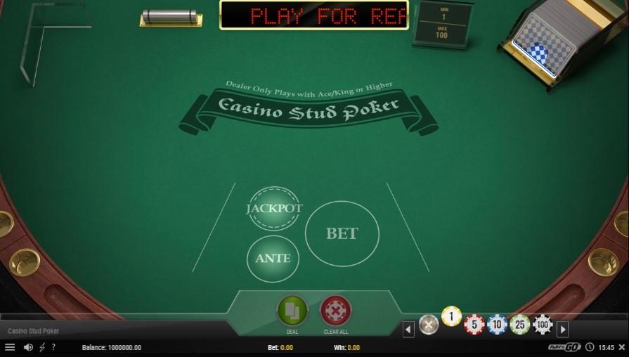 Maria Casino Automated Poker