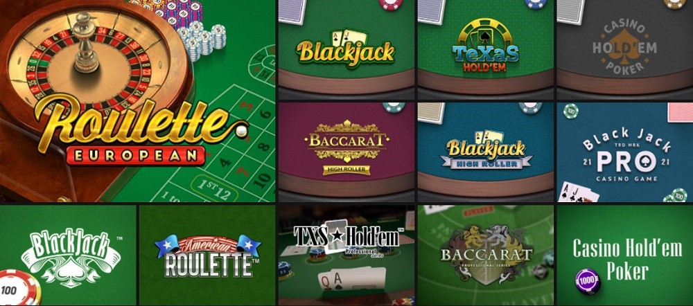 One Casino Automated Table Games