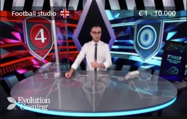One Casino Live Game Show