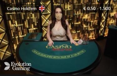 One Casino Live Poker