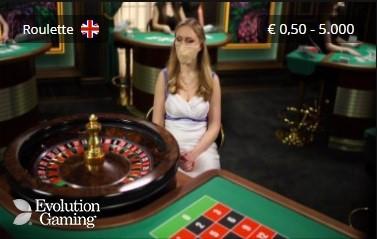 One Casino Live Roulette