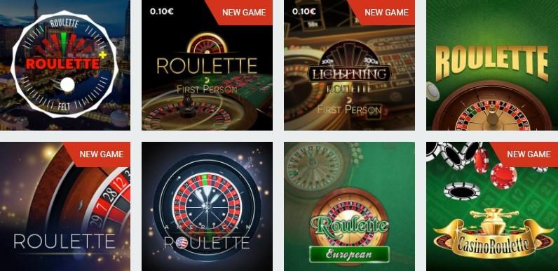 Optibet Casino Automated Casino Games