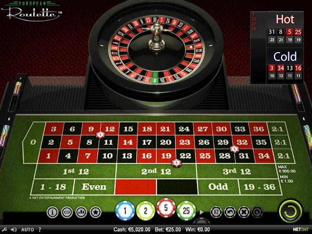 Optibet Casino Automated Roulette