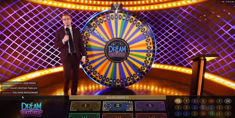 Party Casino Live Game Show