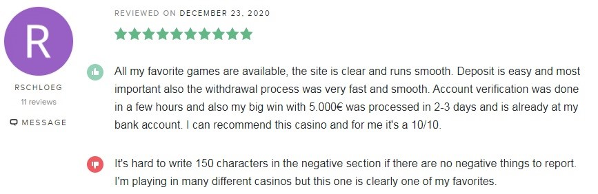 Party Casino Player Review 4