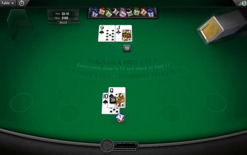 Poker Stars Casino Automated Blackjack