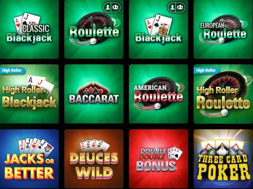 Poker Stars Casino Automated Casino Games