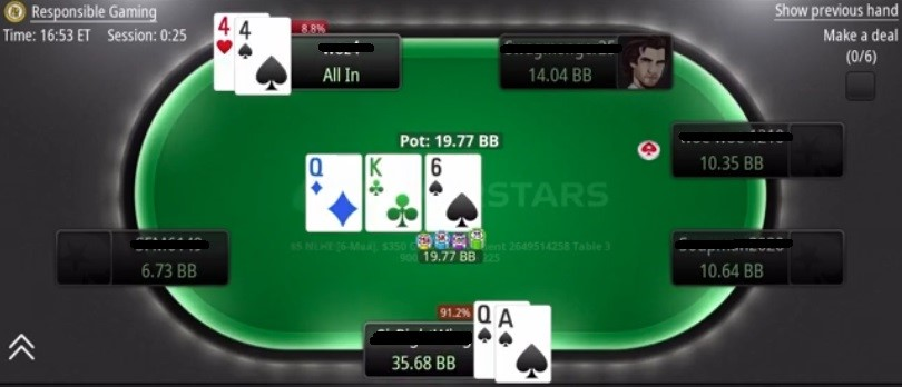 Poker Stars Casino Automated Poker