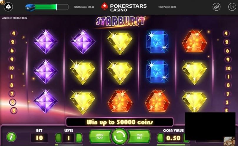 Poker Stars Casino Slots 2