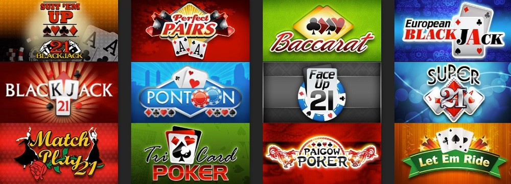 Raging Bull Casino Automated Casino Table Games
