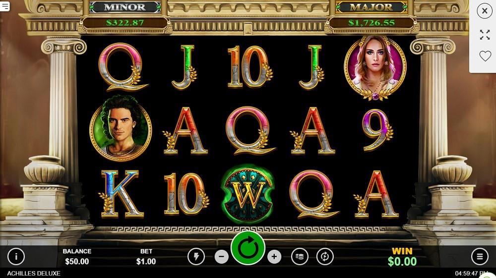 Raging Bull Casino Slots 3