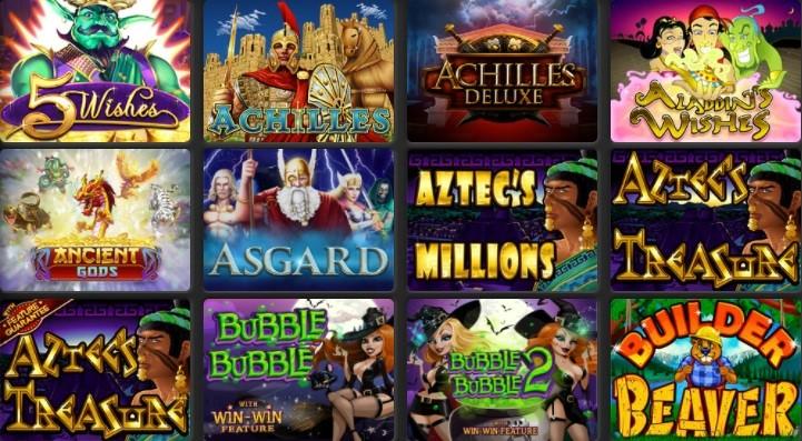 Springbok Casino Slots