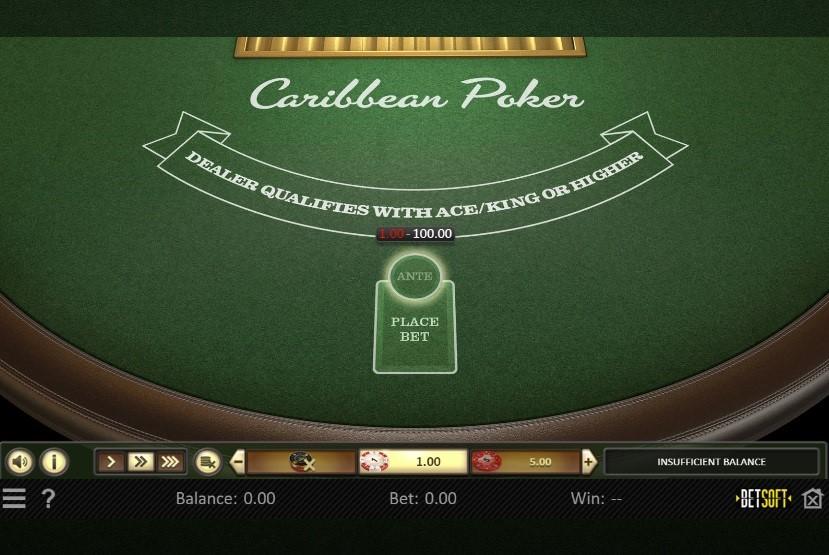 Unique Casino Automated Poker