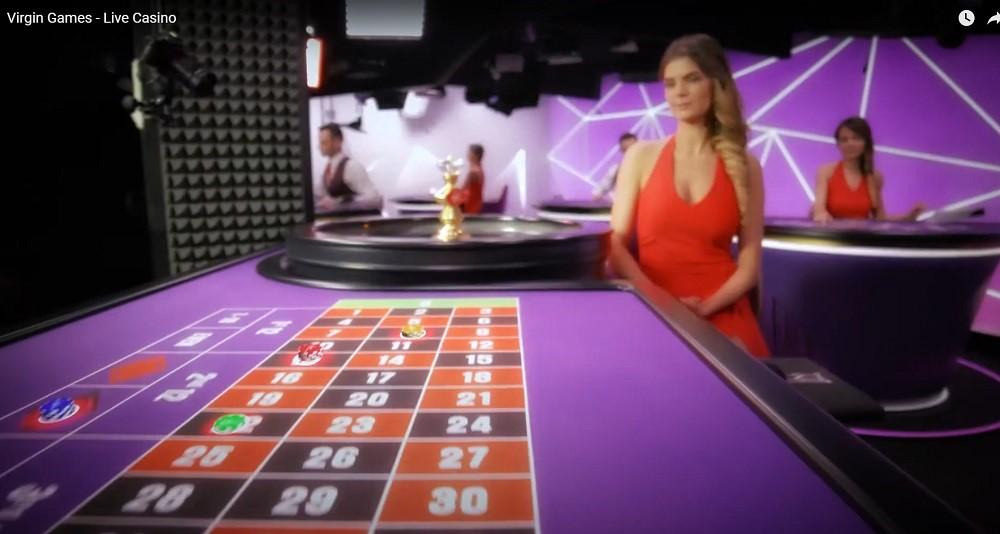 Virgin Games Casino Live Blackjack