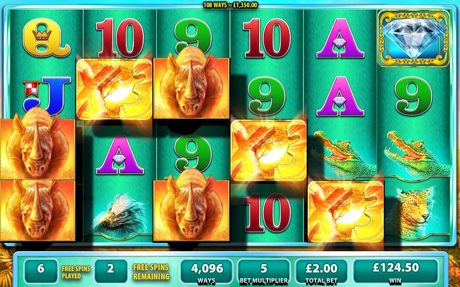 Virgin Games Casino Slots 2