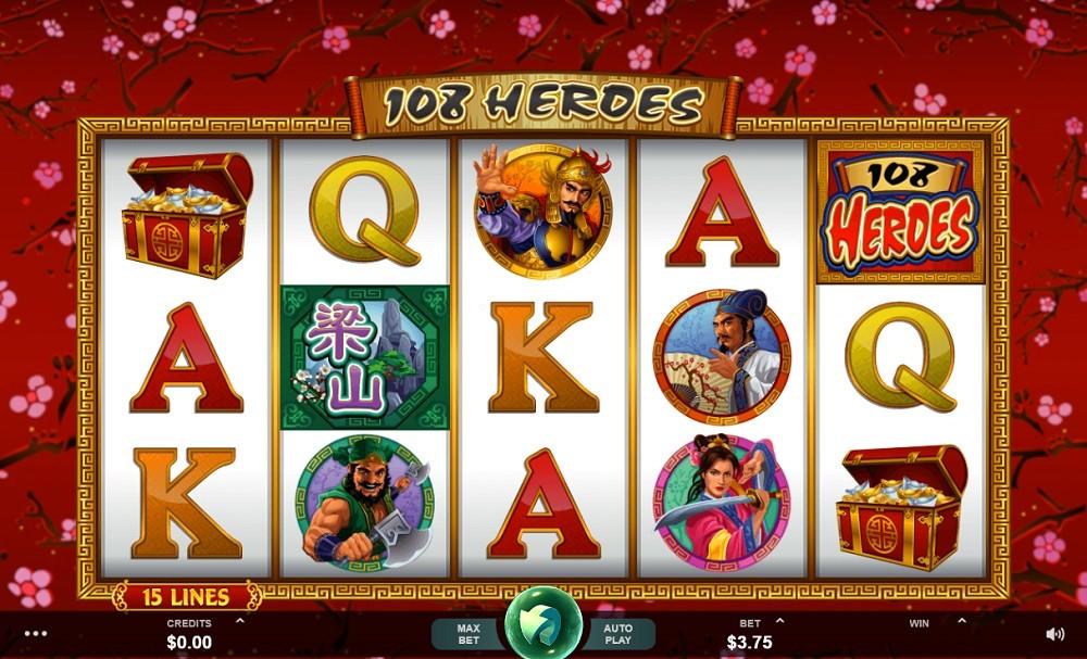 Zodiac Casino Slots 2