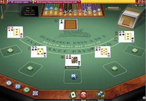 BetWay Casino Automated Blackjack