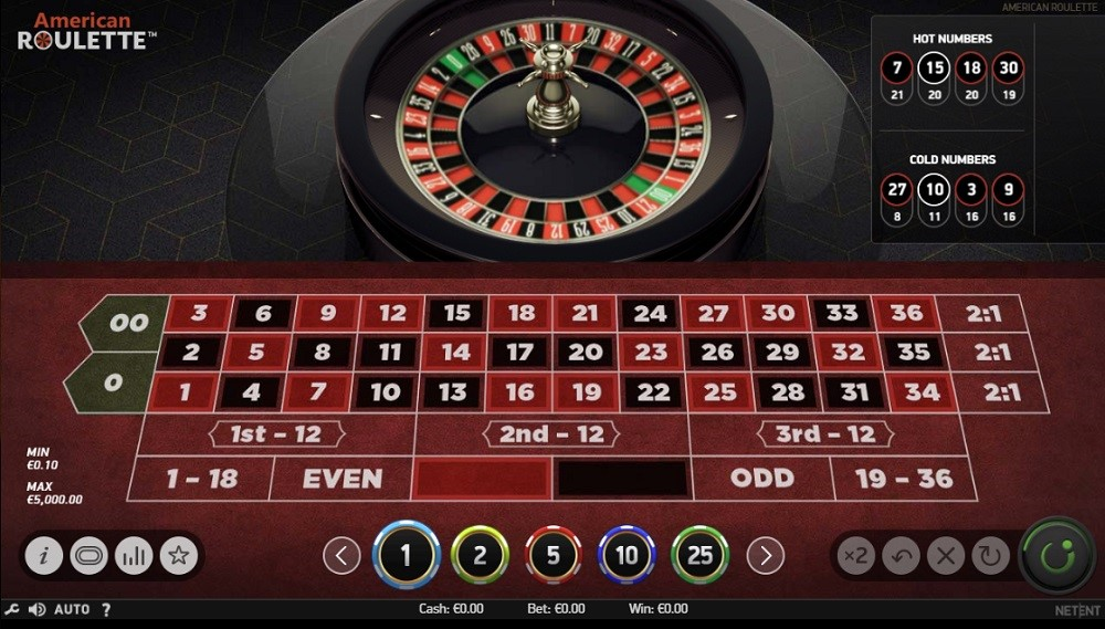 BetWay Casino Automated Roulette