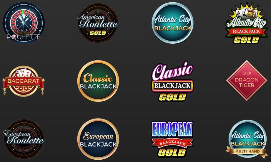 Casino Classic Automated Casino Table Games