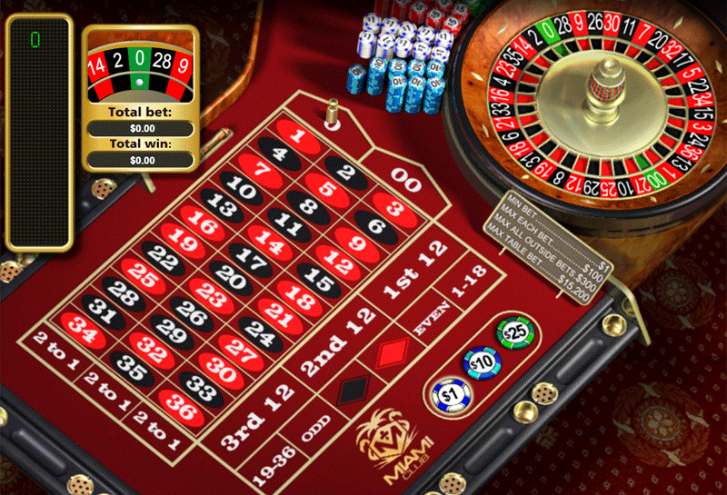 Casino Classic Automated Roulette