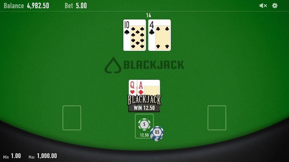 Casino Joy Automated Blackjack