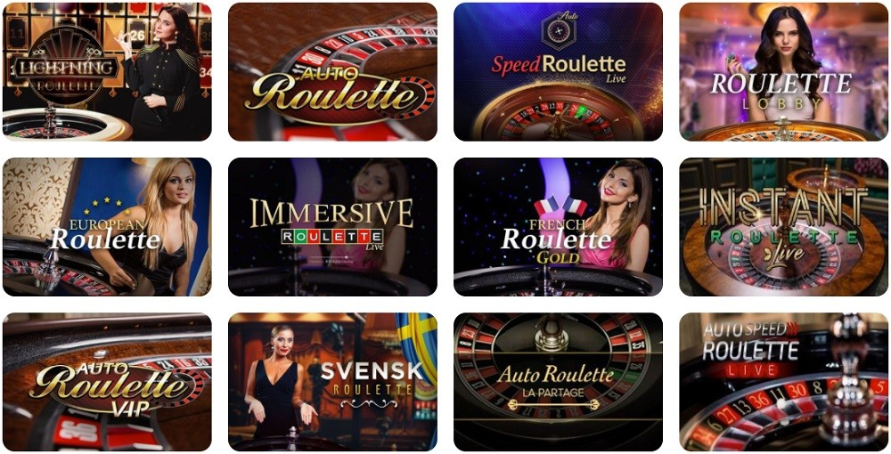 Casino Joy Live Casino Games