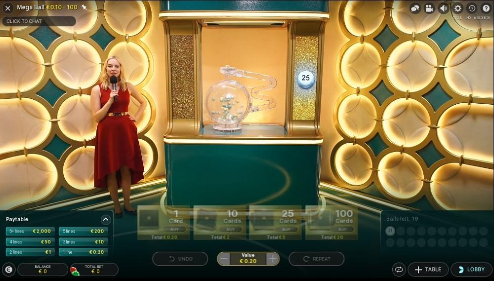 Casino Joy Live Game Show