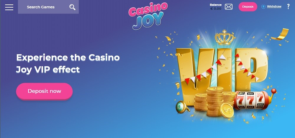 Casino Joy Rewards Program