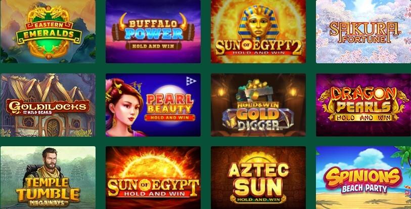 Casino Mate Slots